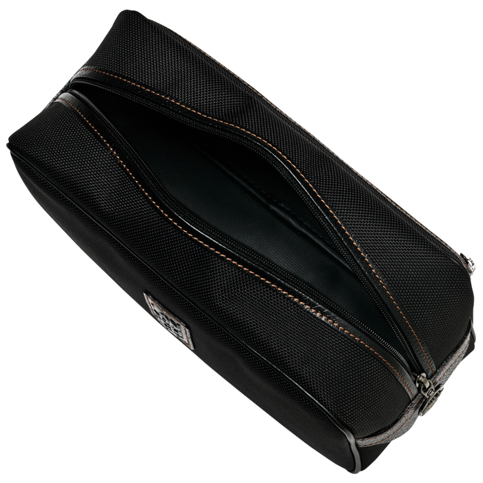 Toiletry case, Black/Ebony - View 3 of  3 - zoom in