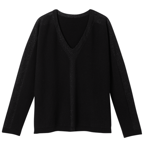 Pullover, Black/Ebony - View 2 of  2 -