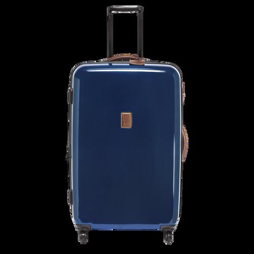 Koffer mit Rollen, 127 Blau, hi-res