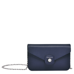 Wallet on chain, 006 Navy, hi-res