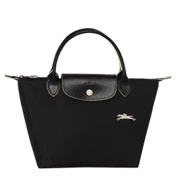 Top handle bag S, Black/Ebony