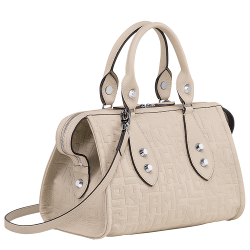 Handtasche, Kreide - Ansicht 2 von 3 -