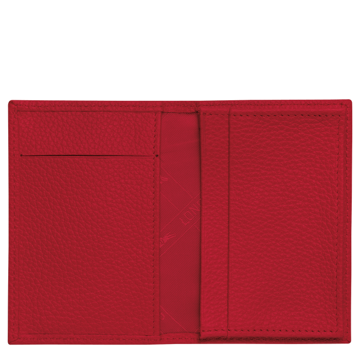 Card holder, Red - View 2 of 2 - zoom in