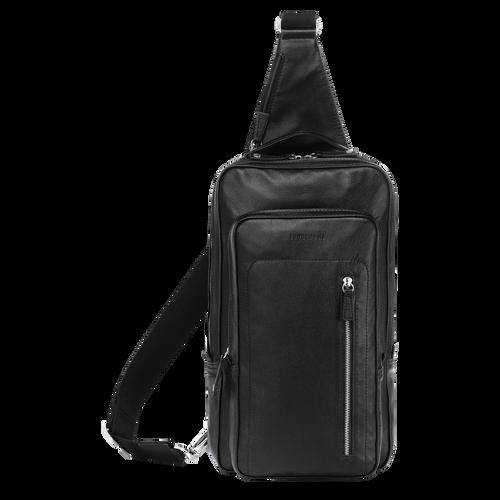 View 1 of Backpack, 001 Black, hi-res