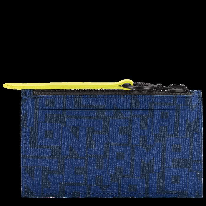 Le Pliage LGP Coin purse, Black/Navy