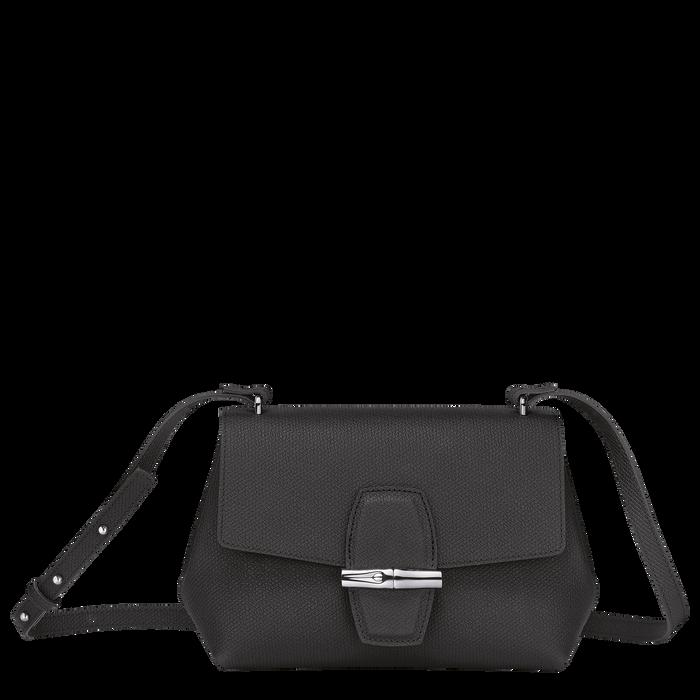 Crossbody bag, Black/Ebony - View 1 of  4 - zoom in