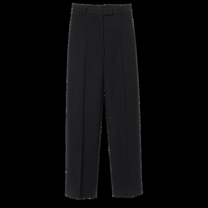 Pantalon, Noir/Ebène - Vue 1 de 1 - agrandir le zoom