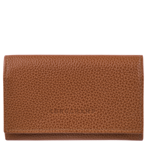 Coin purse, Caramel, hi-res - View 1 of 2
