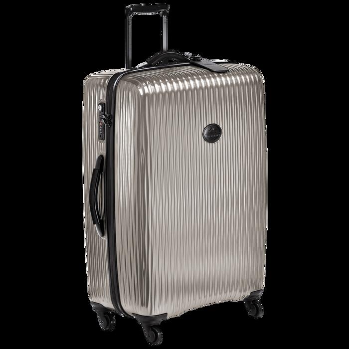 Koffer, Grau - Ansicht 2 von 3 - Zoom vergrößern