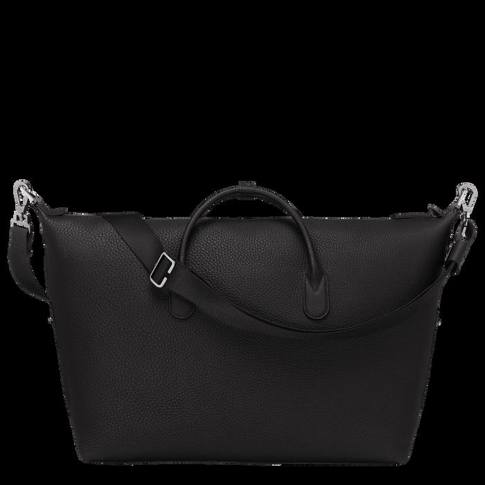 Bolsa de viaje, Negro/Ebano - Vista 3 de 3 - ampliar el zoom