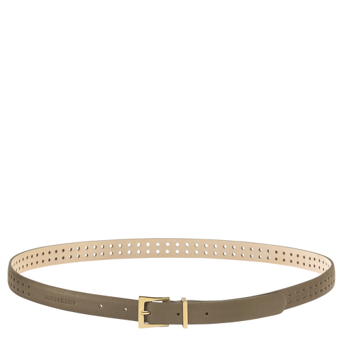 Women's belt, 292 Khaki, hi-res