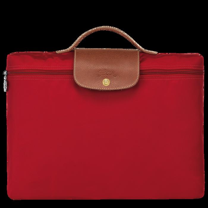 Le Pliage Original Briefcase S, Red