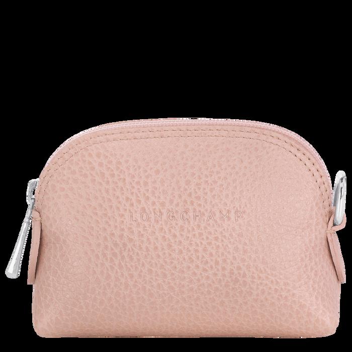 Le Foulonné 零錢包, 淡粉色