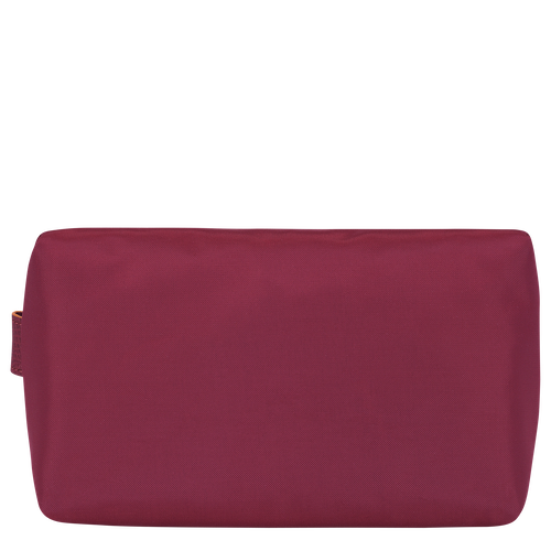 Pouch, Garnet red - View 3 of  3 -