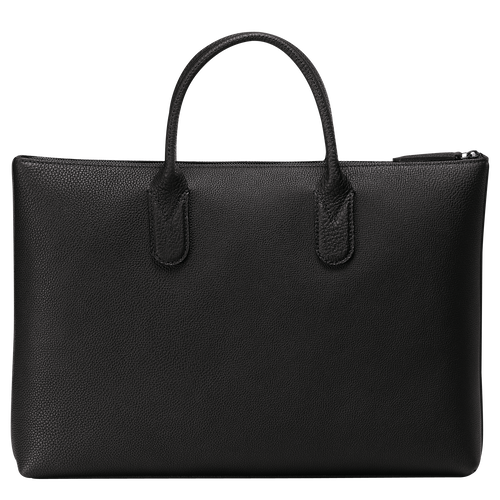 Briefcase S, Black/Ebony - View 3 of  3 -