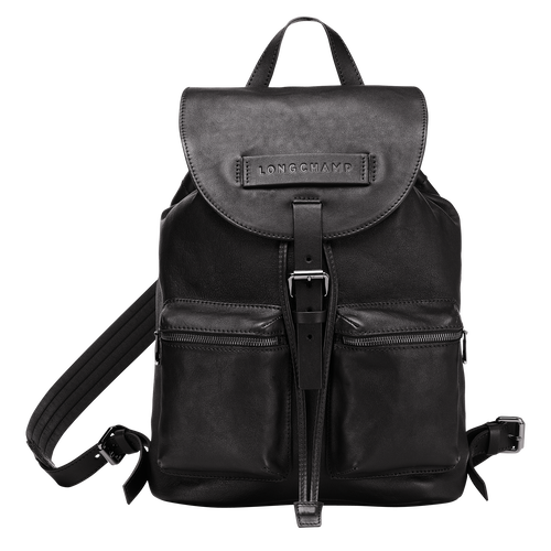 Backpack M, Black/Ebony - View 1 of  3 -