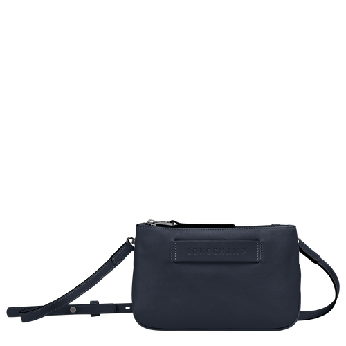 Crossbody bag, Midnight blue, hi-res - View 1 of 3