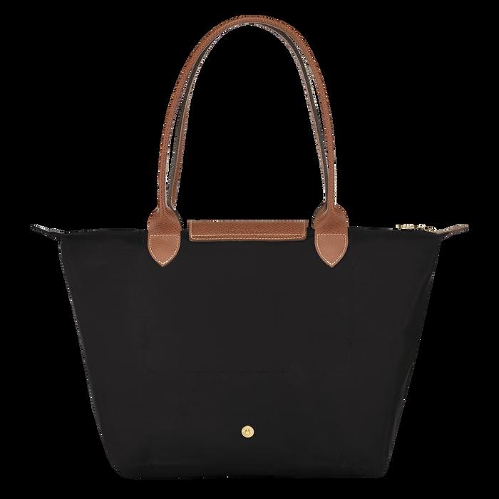 Shoulder bag S, Black/Ebony - View 3 of  4 - zoom in
