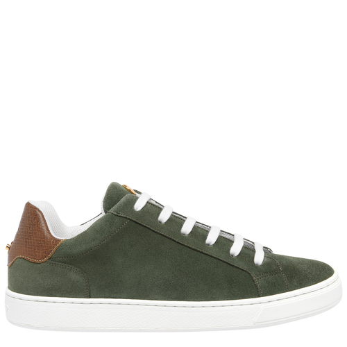 Sneaker, Longchamp-Gr�n - Ansicht 1 von 5 -