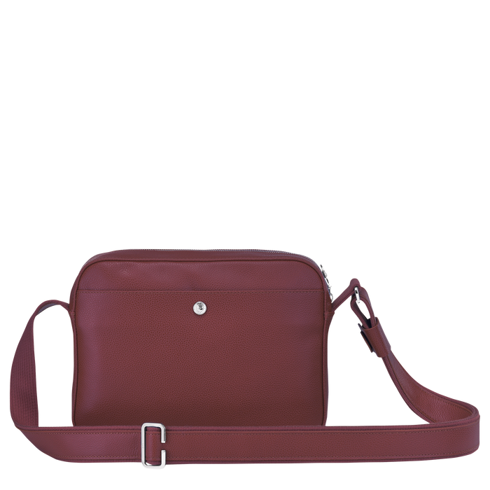 Crossbody bag, Mahogany - View 3 of 3 - zoom in