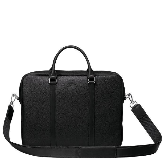 Briefcase XS, Black - View 3 of 3 - zoom in