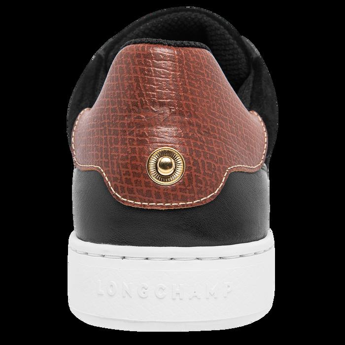 Sneaker, Schwarz/Ebenholz - Ansicht 3 von 5 - Zoom vergrößern