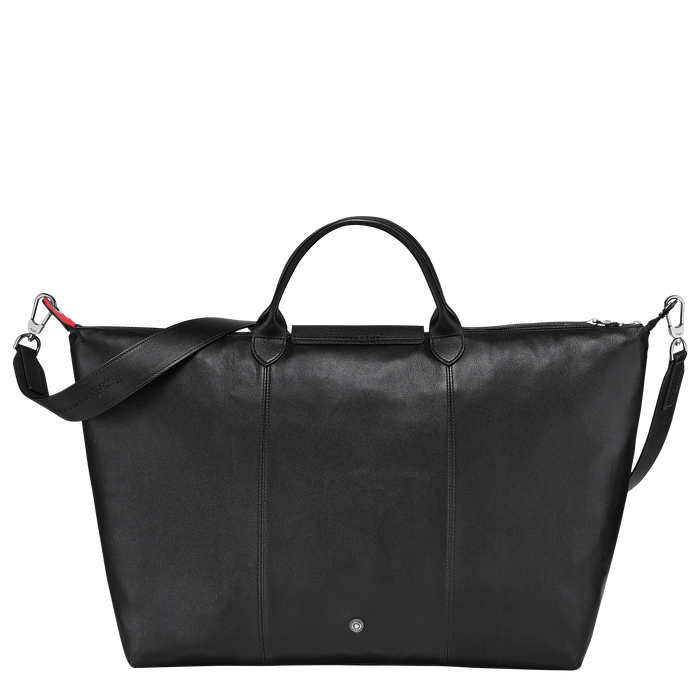 Bolsa de viaje L, Negro/Ebano - Vista 3 de 3 - ampliar el zoom