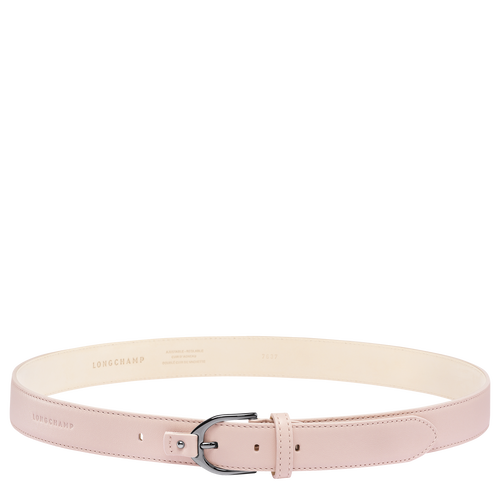 View 1 of Women's belt, 550 Pale Pink, hi-res