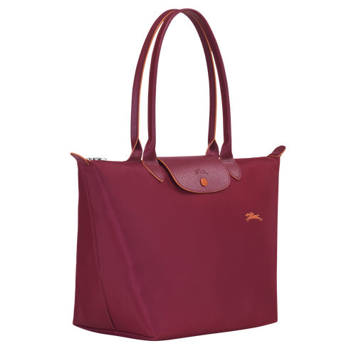 Shoulder bag L, Garnet red - View 2 of  5 -