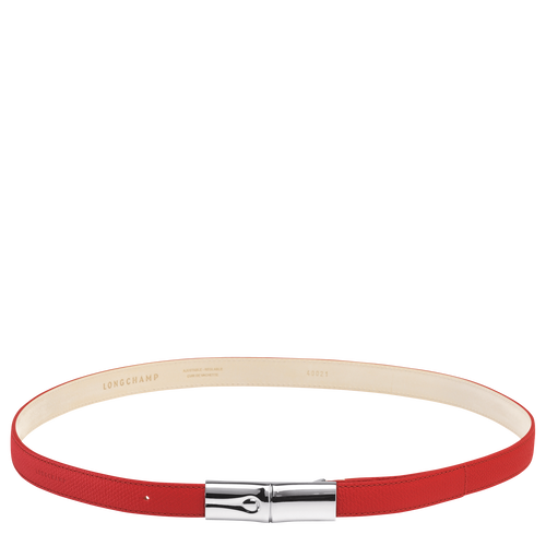 Ladies' belt, Red - View 1 of 1.0 -