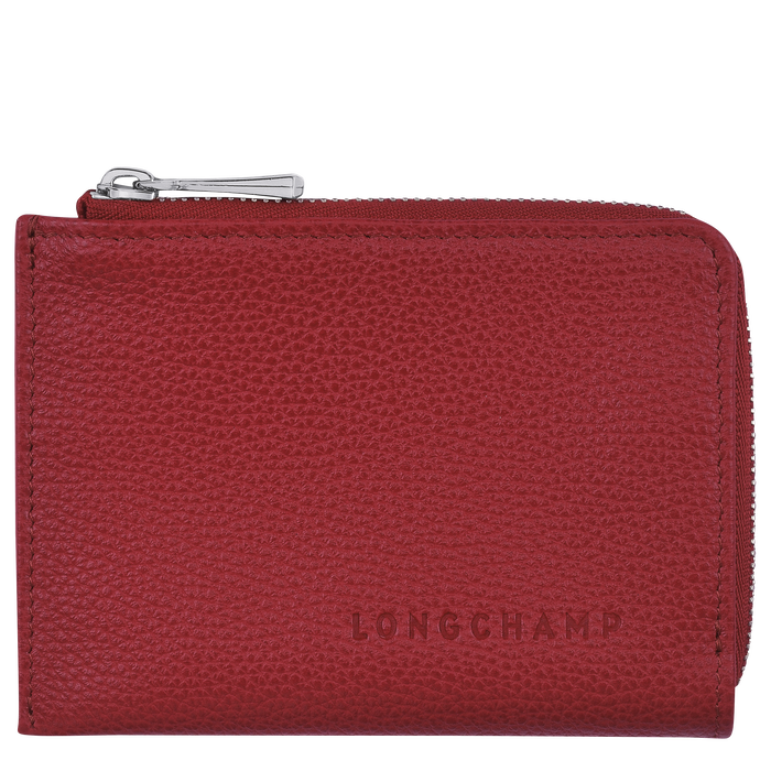 2-in-1 Wallet, Red - View 1 of 2 - zoom in