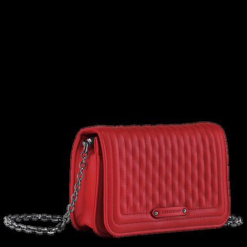 Geldbörse mit Kette, Rot - Ansicht 2 von 3 -