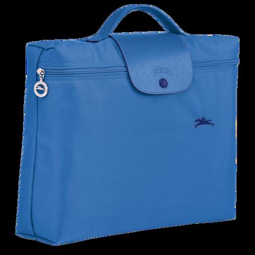 Le Pliage Club Aktentasche S, Blau