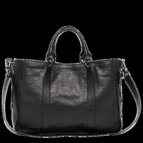 Tote bag M, Black, hi-res - View 3 of 4