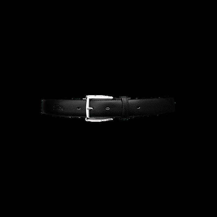 Herrengürtel, Schwarz/Ebenholz - Ansicht 1 von 1 - Zoom vergrößern