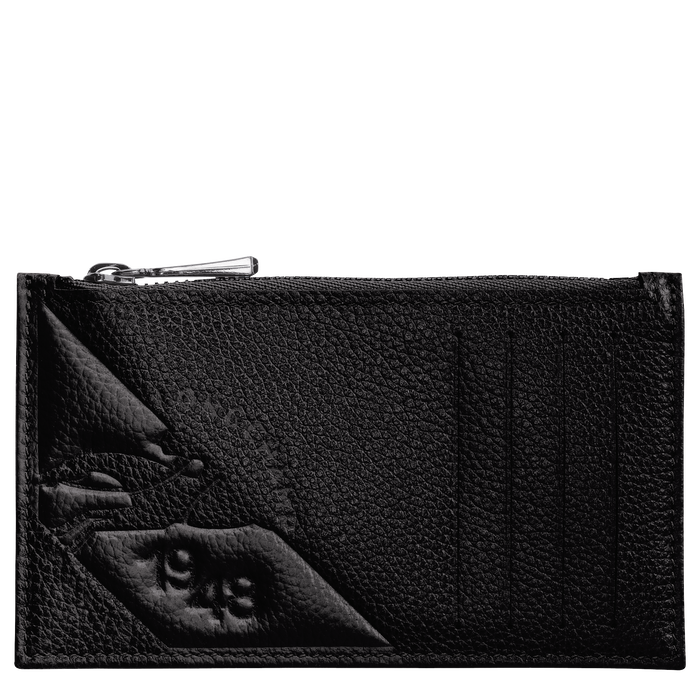 Coin purse, Black/Ebony - View 1 of  2 - zoom in