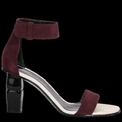 View 1 of High-heel sandals, Brandy, hi-res