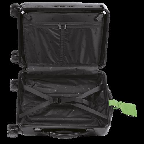 Handgepäck-Koffer, Schwarz - Ansicht 3 von 3.0 -
