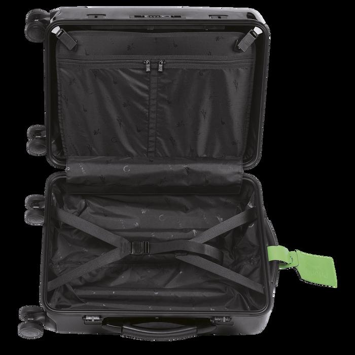 Handgepäck-Koffer, Schwarz - Ansicht 3 von 3.0 - Zoom vergrößern