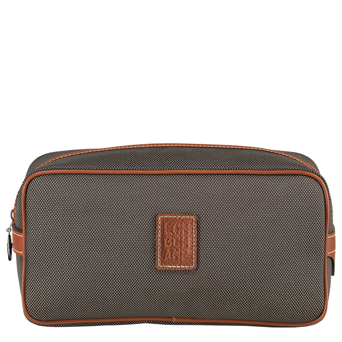 Toiletry case, Brown - View 1 of  3 - zoom in