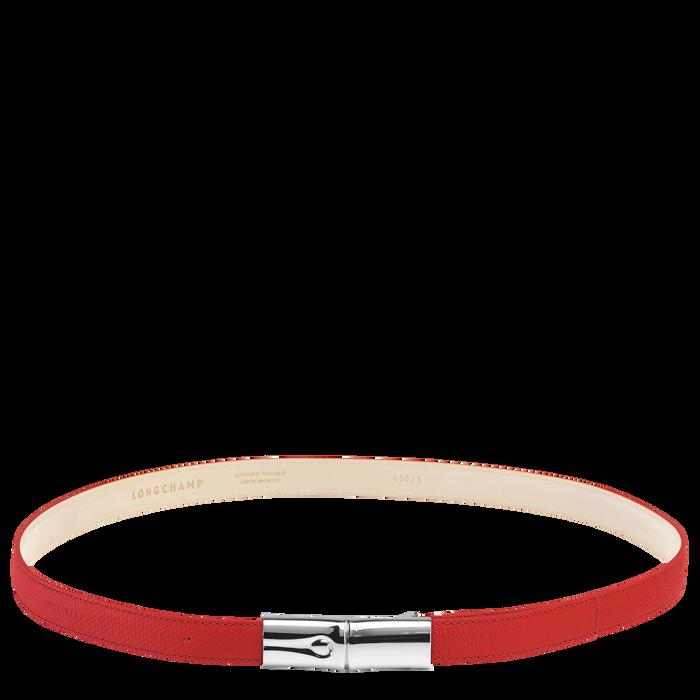 Ladies' belt, Red - View 1 of 1 - zoom in