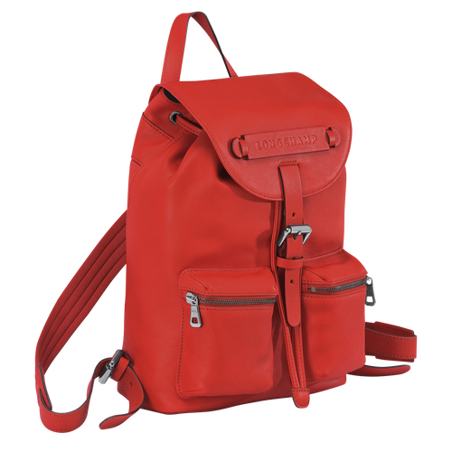Backpack S, Vermilion, hi-res - View 2 of 3