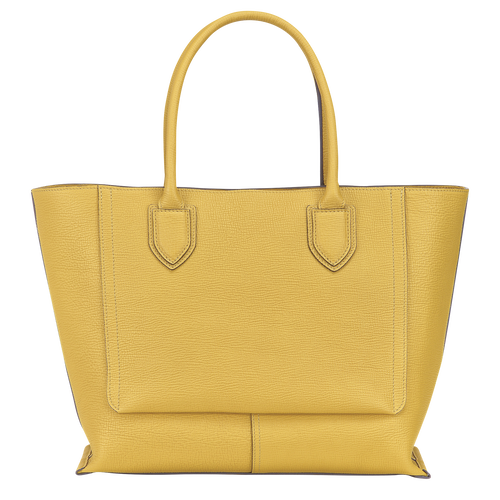 Top handle bag L, Yellow - View 3 of  3 -