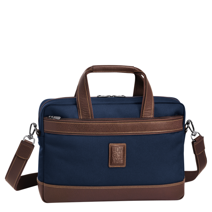 Briefcase S, Blue - View 1 of  3 - zoom in
