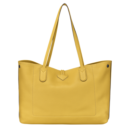 Shoulder  bag L, Yellow - View 4 of  4 -