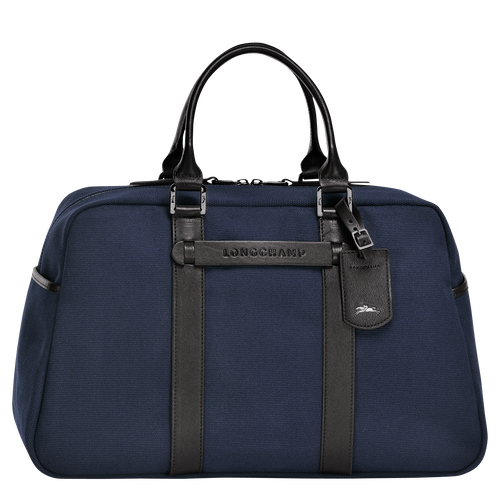 View 1 of Travel bag, Navy/Black, hi-res