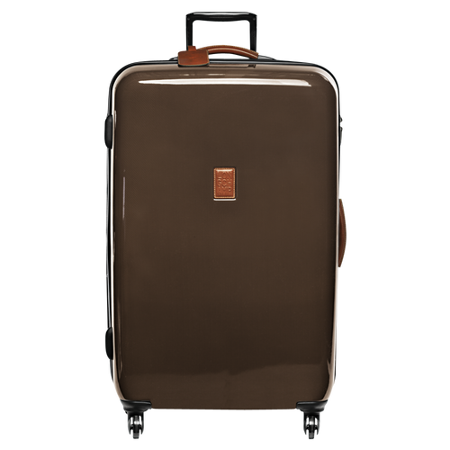 Suitcase, Brown - View 1 of  3 -