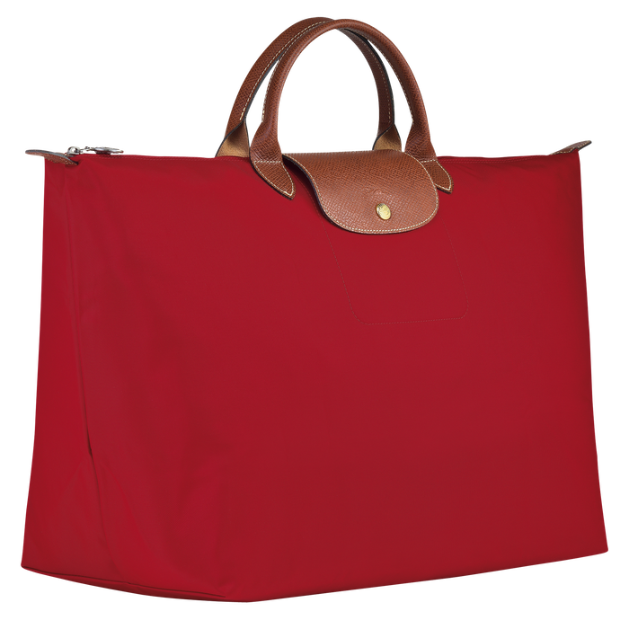 Reisetasche L, Rot - Ansicht 2 von 6 - Zoom vergrößern