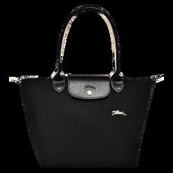 Shopping bag S, 001 Zwart, hi-res