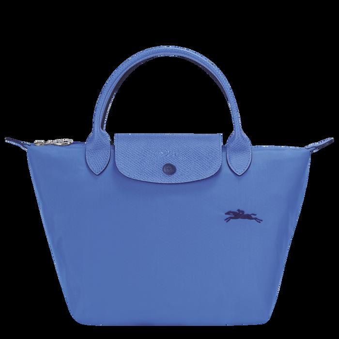 トップハンドルバッグ S, ブルー - ビュー 1: 4.0 - 拡大